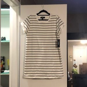 T-shirt dress from LuLus